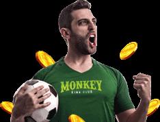 Happy Winning at MonkeyKing.Club